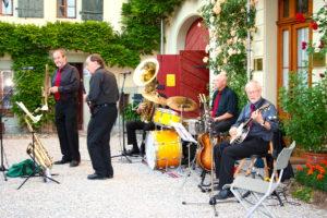 Concert de jazz à la Doges