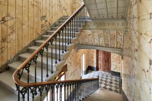 2018 Distinction Aile5 après travaux cage d'escalier