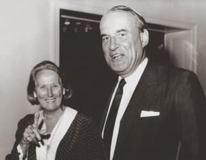 Odette et André Coigny