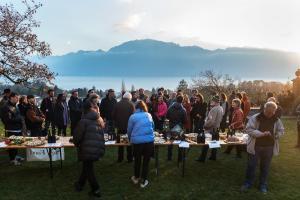 Foodculture Days. Slow Food workshop. Photo Bertrand Rey